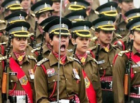 female military police