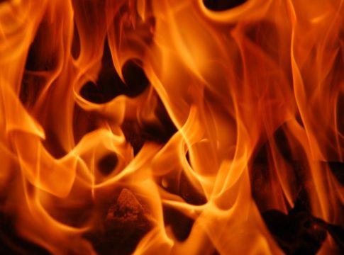 fire break out