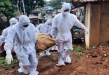Covid death of Muslim believers _ SYS Emergency team ready