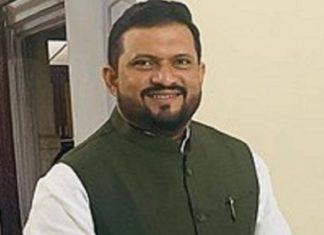 Laksha Dweep MP Mohammed Faizal PP