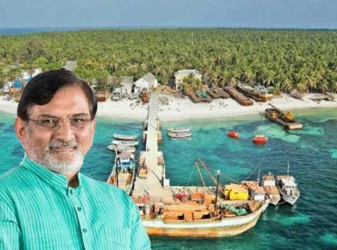Lakshadweep Administrator finally ready for discussion