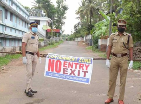Police tighten control