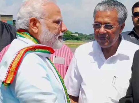 Narendra-Modi,-Pinarayi-Vijayan