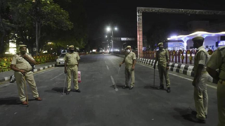 Night Curfew Malappuram