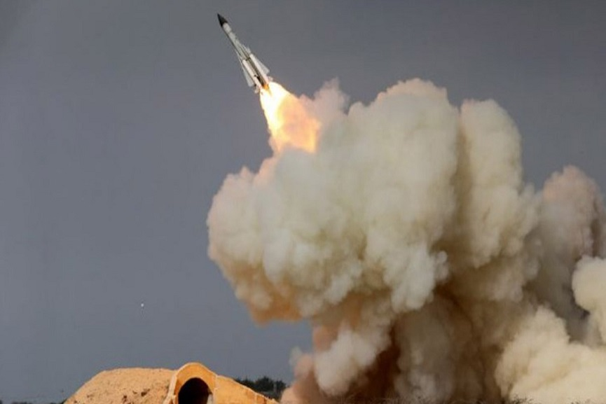 Rocket attack_Iraq