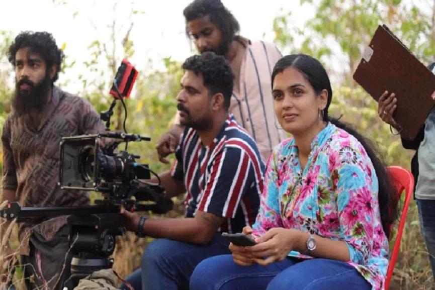 Sreeshma R Menon_Karuvu Film Director