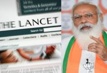 The Lancet Against to Narendra Modi