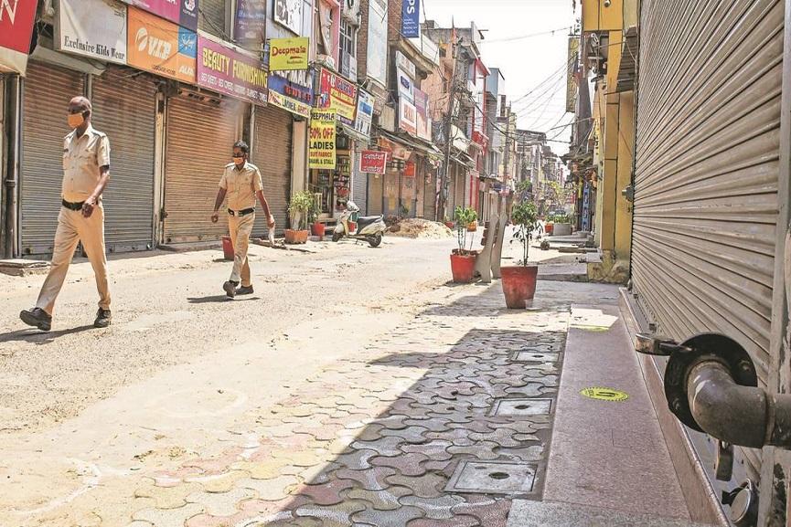haryana_lockdown