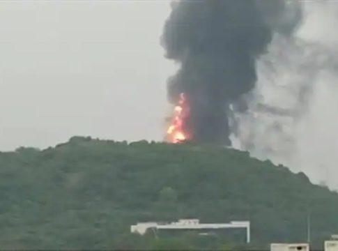 hpcl-fire_visakhapatnam