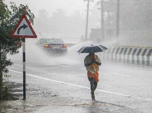 It will continue to rain in North Kerala even today
