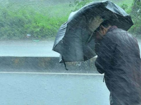 Heavy rain is expected tomorrow and strong winds are likely; Yellow alert in 11 districts