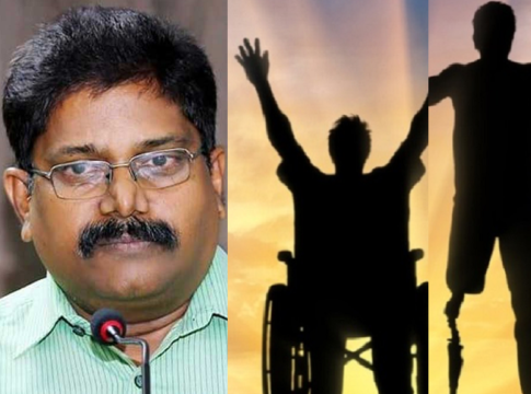 Panchapakesan, State Disability Commissioner