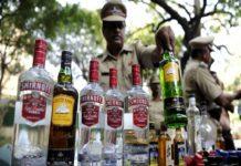 liquor smuggling