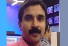 കോവിഡ്; മാദ്ധ്യമ പ്രവർത്തകൻ വിപിന് ചന്ദ് അന്തരിച്ചു