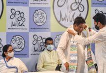 'ബിജെപിയിൽ തുടരാനാവില്ല'; മുകുൾ റോയ് തൃണമൂലിലേക്ക് തിരിച്ചെത്തി
