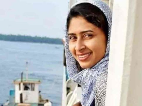 Aisha-Sultana about Drug seized in Gujarat