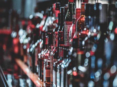 Bars in KERALA open on sunday
