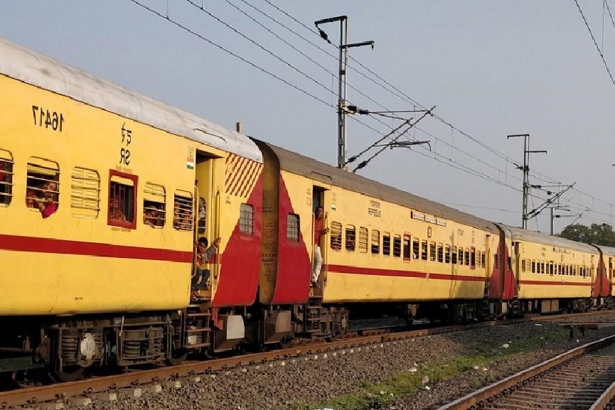jabalpur-coimbatore special train services