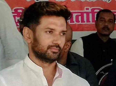 Chirag Paswan Removed As Lok Janshakti Party Chief