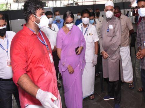Iqra Hospital Organized mega Post Covid medical camp