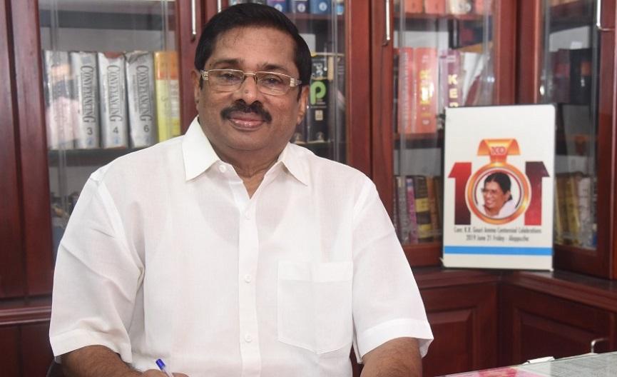 JSS State General Secretary AN Rajanbabu