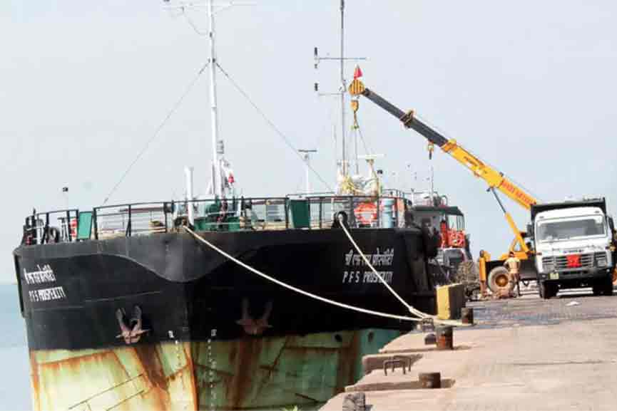 Freight to Lakshadweep fully shifted to Mangalore; Six nodal officers were appointed