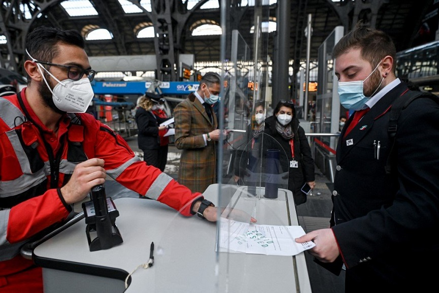 vaccinated American travelers allowed to enter Italy