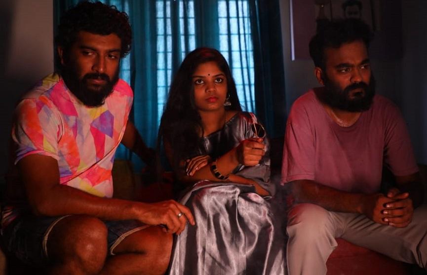 'Monica' Malayalam web series; by Appani Sarath