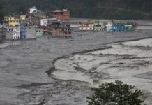 NEPAL-BHUTAN-FLOODS