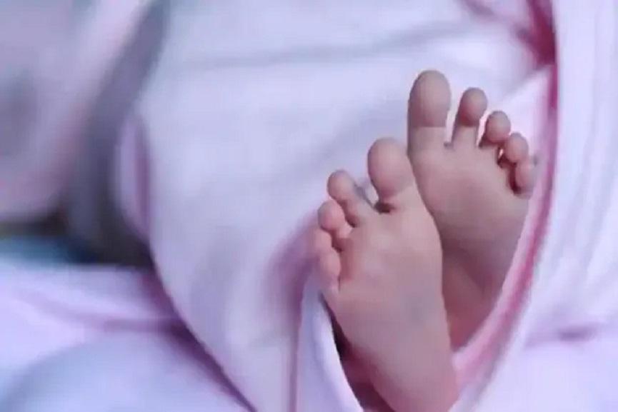 Newborn baby killed
