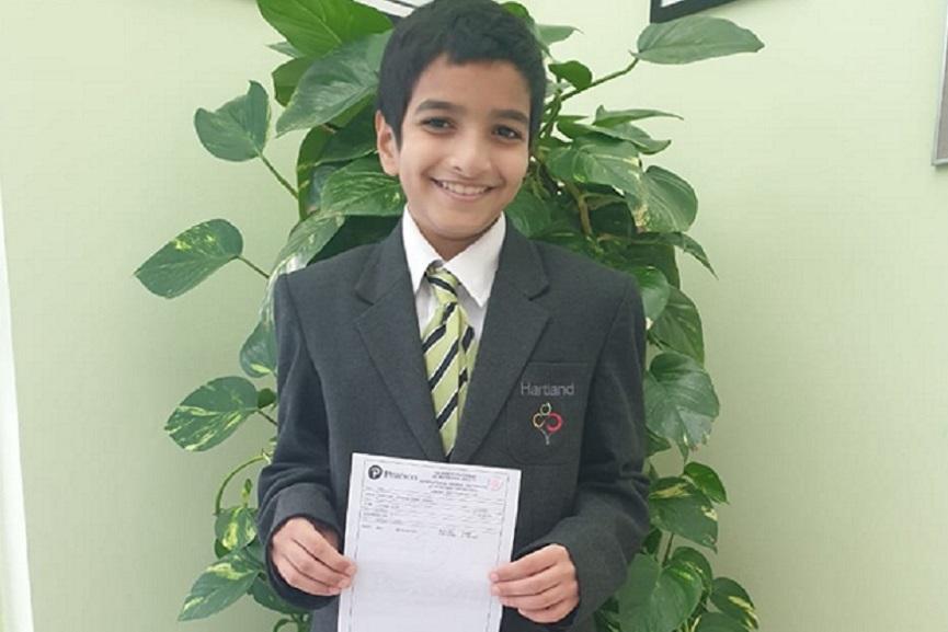 Alex George _ Hartland International School Dubai