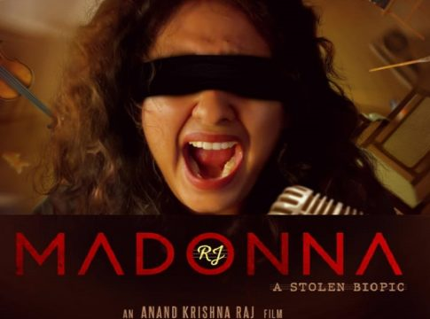 'RJ Madonna Movie'; First Look poster with Youngness