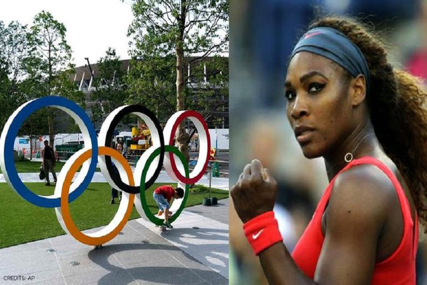 Serena Williams Not To Take Part In Tokyo Olympics