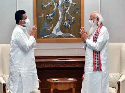 Suvendu_Adhikari_Narendra_Modi