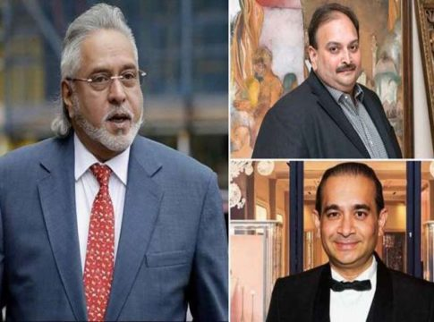 assets of Vijay Mallya, Nirav Modi and Mehul Choski seized