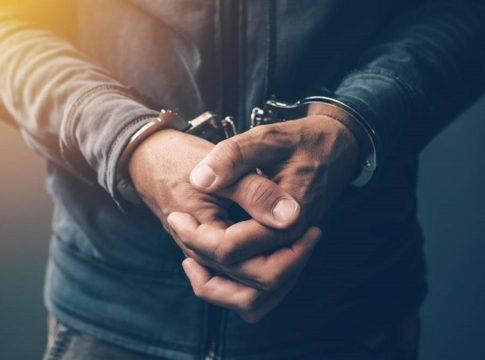 gold smuggling-arrest