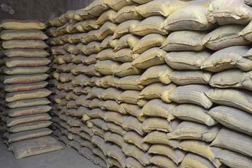 Cement prices soar in the state; Construction sector in crisis