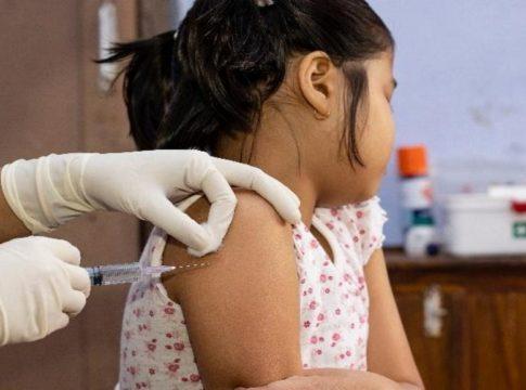 covid vaccination in children