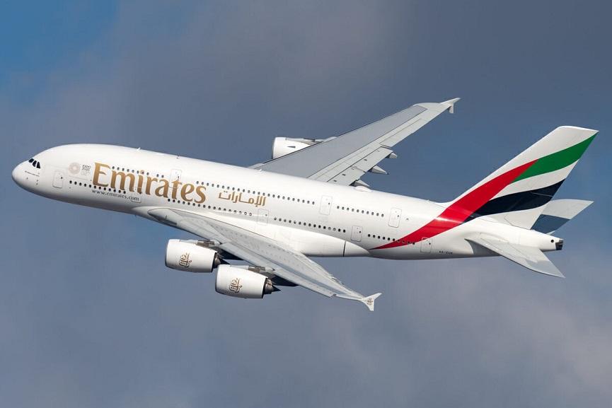 Emirates Airline From India-UAE