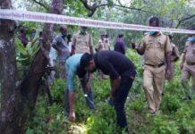 illegal explosives caught KOLLAM