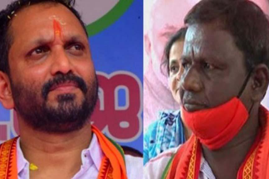 K Sundara allegation against BJP