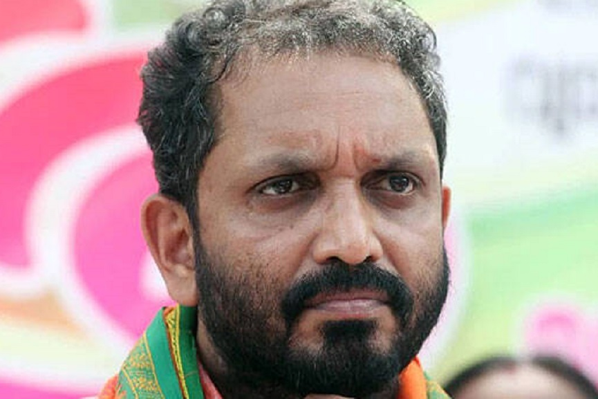 K Surendran summoned to Delhi; Meeting with Amit Shah today