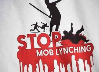 In Rajasthan, a young man was beaten to death by a mob for allegedly smuggling cattle