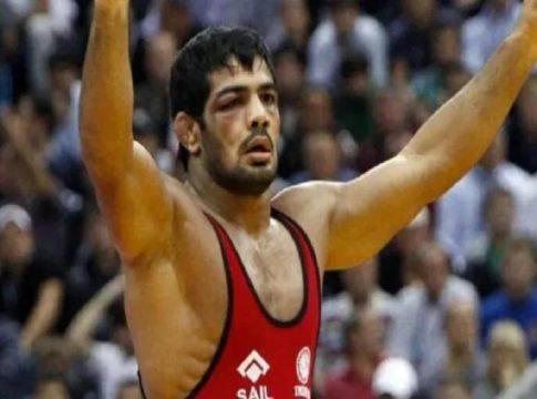 murder-of-junior-wrestler Sushil Kumar's custody extended