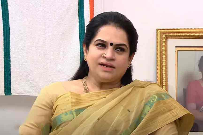 hawala money case; No probe against Suresh Gopi? Padmaja