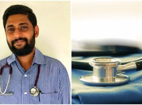 Dr. Rahul Mathew goes on leave