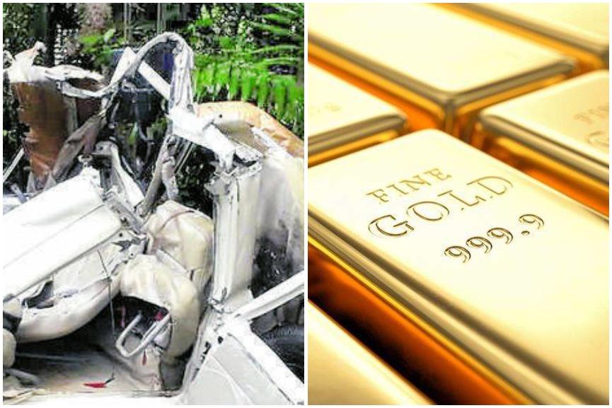 Ramanattukara gold robbery