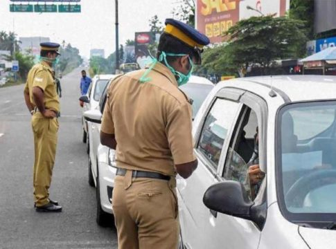 police inspection strict in Wayanad