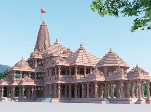 Construction of Ram temple