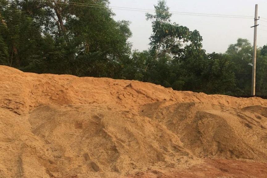 sand smuggling_Malappuram